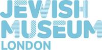Blue letters Jewish Museum London