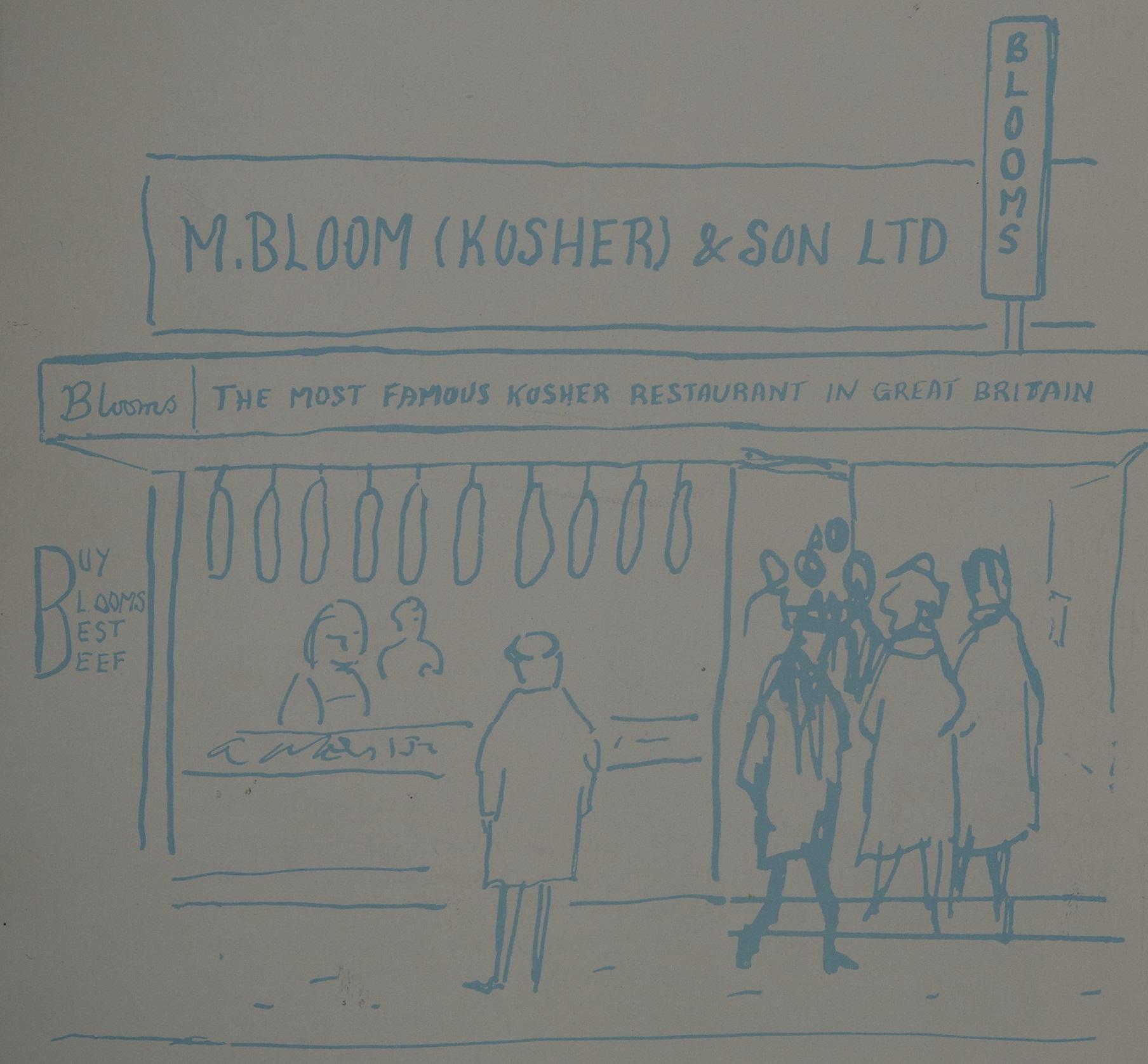 Kosher Kitchen Rules: The Jewish Museum London