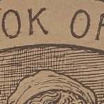 'The Book of Rvth' written at the top of the drawing