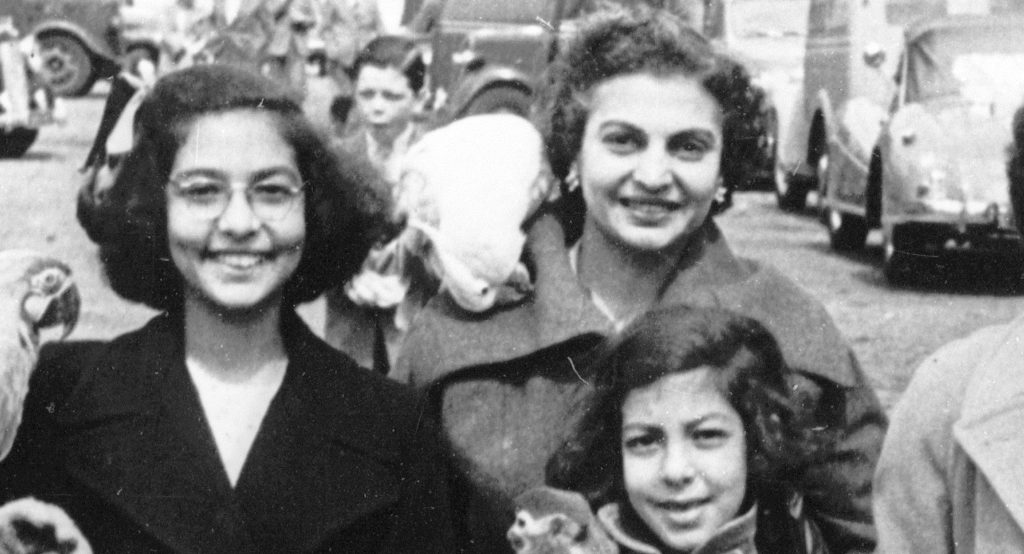 Indian Refugee Family The Jewish Museum London
