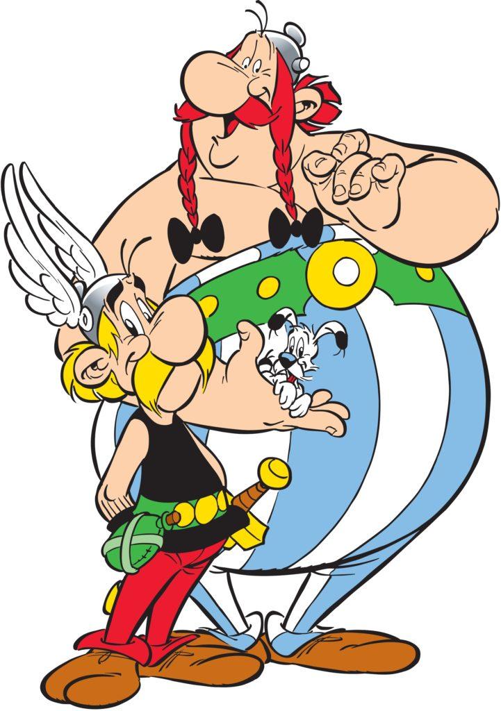 Asterix cartoon image
