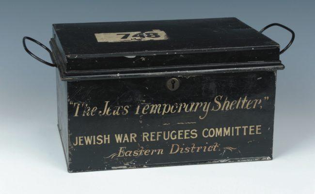 Deed box