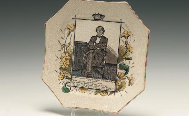 Disraeli plate