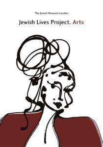 Jewish Lives - arts banner