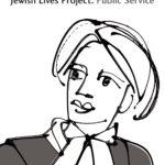 Jewish Lives - public service banne