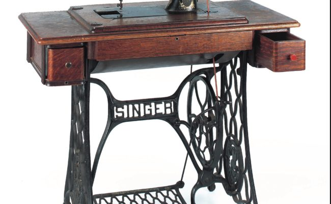 Singew sewing machine
