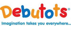 Debutots logo