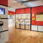 Interior of Asterix Gallery