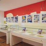 Interior of Asterix Gallery