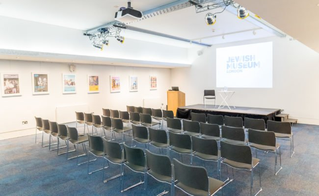 Jewish Museum London Auditorium