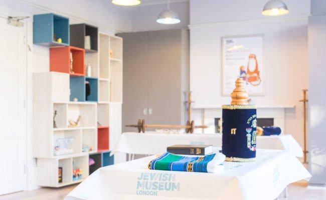 Jewish Museum London Learning Room