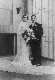Leon Greenman getting married