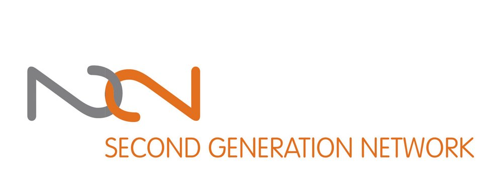 Image result for second generation network logo
