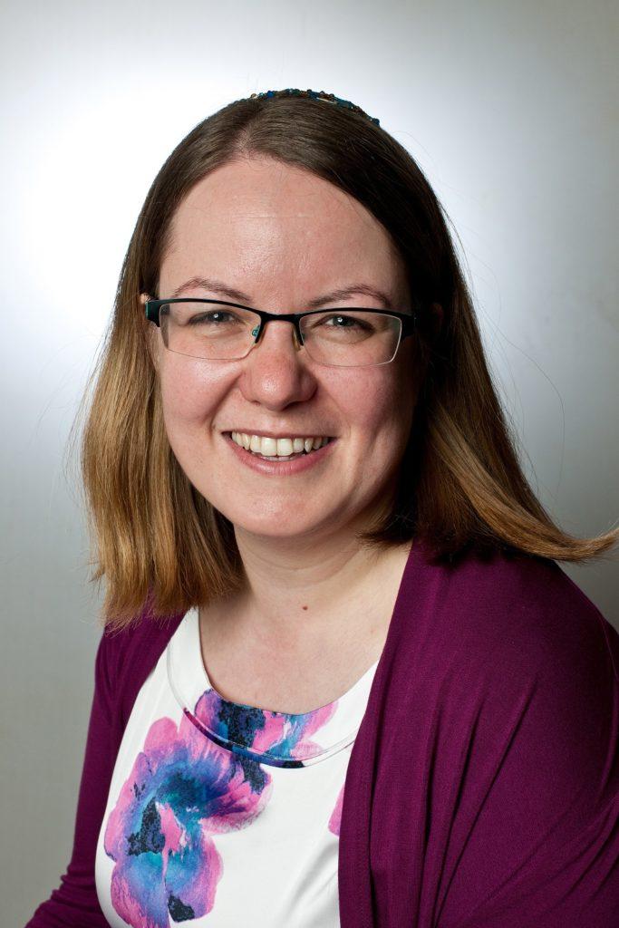 photo of a female rabbi