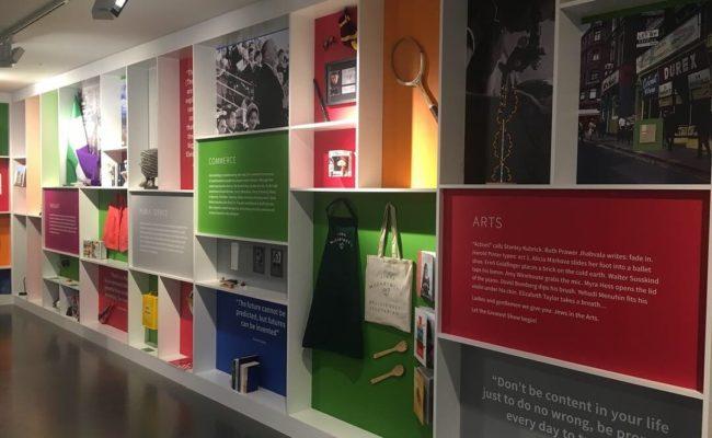 Great British Jews exhibition at the Jewish Museum London