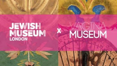 Jewish Museum meets Vagina Museum