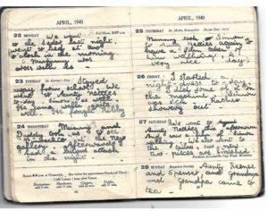 Seder 22/4/1940